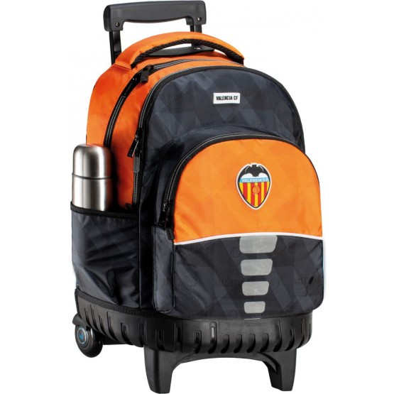 COMPACT backpack with wheels (fixed trolley)