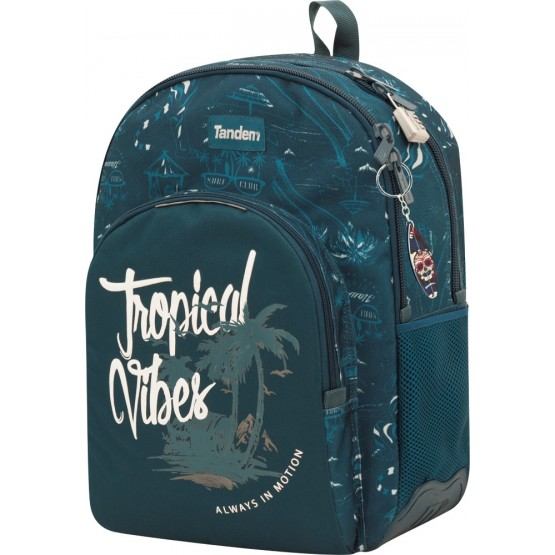 ST Backpack (Adaptable to trolley)