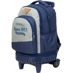 Detachable Trolley Bag Compact