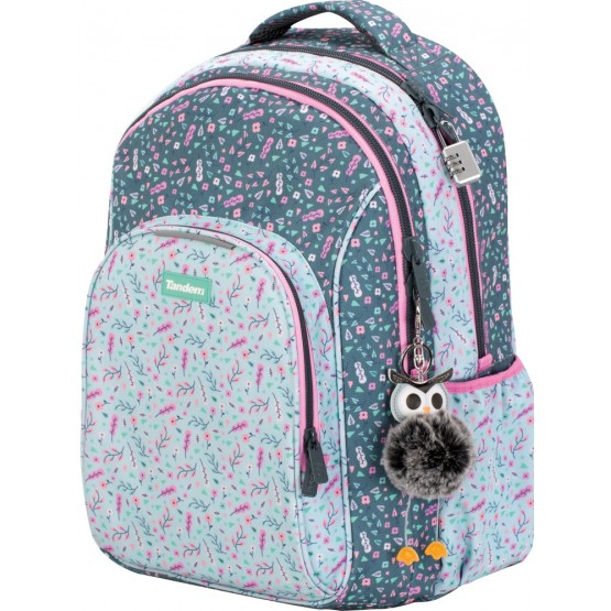 GRP double body backpack (adaptable to trolley)