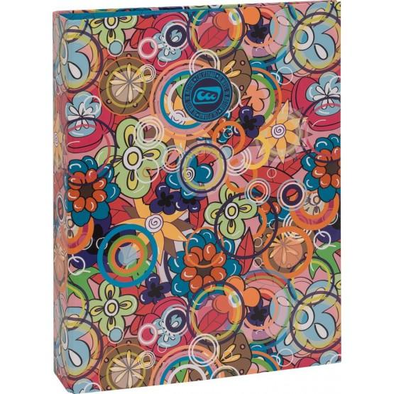 Carpeta 4 anillas 35 mm