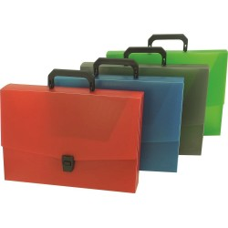 PORTABLE PP FILE BOX
