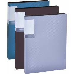 CARBON FIBER SERIES DISPLAY BOOK 20 BAGS