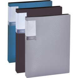 CARBON FIBER SERIES DISPLAY BOOK 40 BAGS