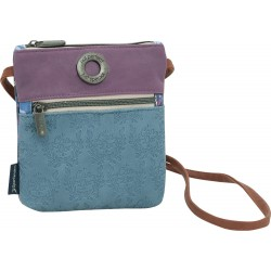 Vertical small shoulder bag
