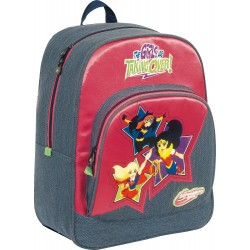 F-5 School backpack (adaptable to trolley)